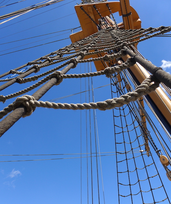 HMS Gannet, Chatham Historic Dockyard